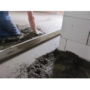 Příprava podlahy pro podlahové topení